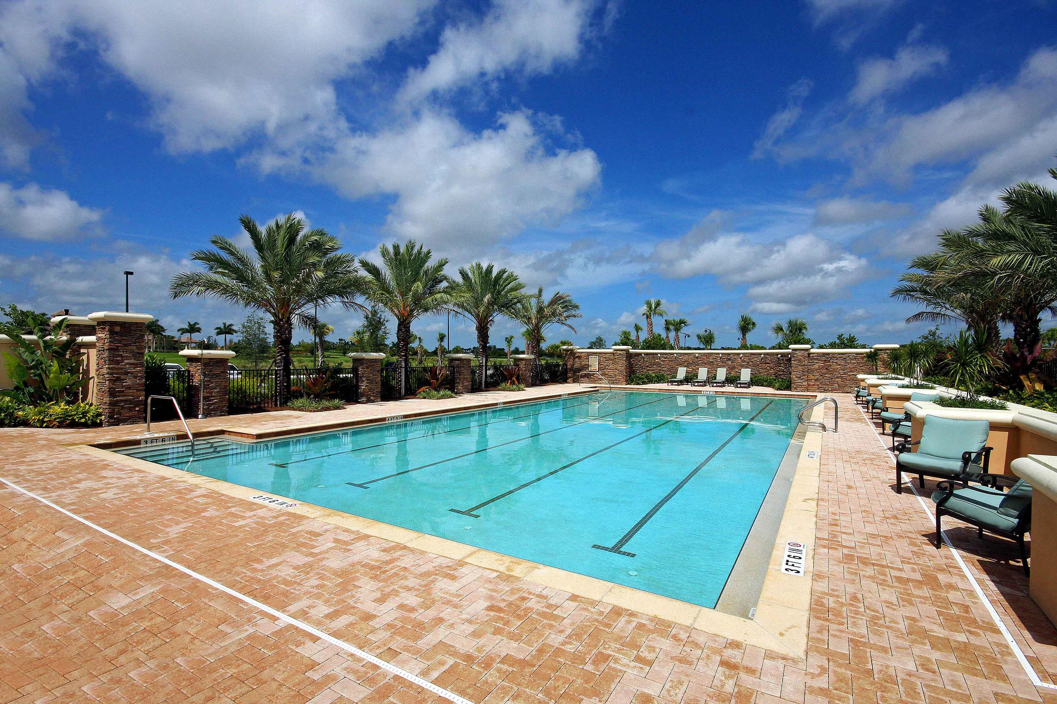 The Quarry Naples Lap Pool Jackson Pools Inc Serving Estero Naples Fort Myers Southwest Fl